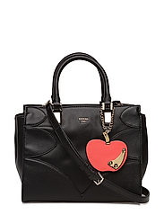 RUIT PUNCH SOCIETY SATCHEL - BLACK