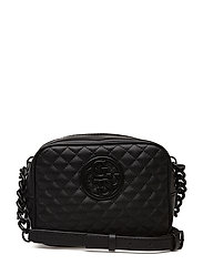 LUX CROSSBODY TOP ZIP - BLACK