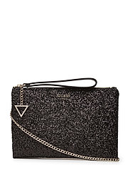 VER AFTER CROSSBODY CLUTCH - BLACK