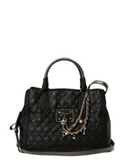 LIANE GIRLFRIEND SATCHEL - BLA