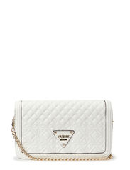 SUNSET QUILT CROSSBODY FULL FL - WHITE