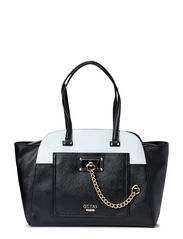 FORGET ME NOT PRIVY TOTE - BLACK