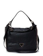 ASHBURY LARGE HOBO - BLACK