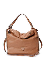 ASHBURY LARGE HOBO - CAMEL