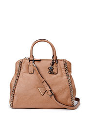 ASHBURY RETRO SATCHEL - CAMEL