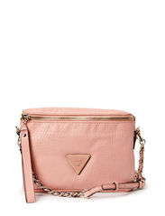 ASHBURY PETITE CITY CROSSBODY - CORAL