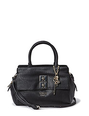 PIERCE SMALL SATCHEL - BLA
