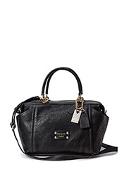 LANGLEY BOX SATCHEL - BLA