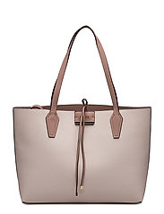 BOBBI INSIDE OUT TOTE - STONE/MOCHA