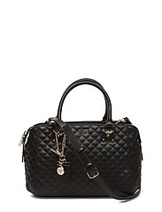 ROCHELLE SMALL SATCHEL - BLACK