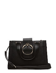 MOONEY GIRLFRIEND SATCHEL - BLACK