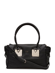 UMA DREAM SATCHEL - BLACK