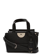 NUKA SMALL SATCHEL - BLACK