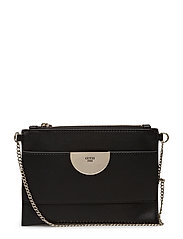 NUKA MINI CROSSBODY TOP ZIP - BLACK