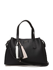 RUDY GIRLFRIEND SATCHEL - BLACK