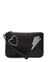 RITTA MINI CLUTCH - BLACK