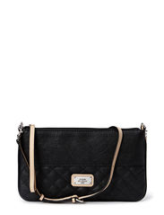 JINHA PETITE CROSSBODY CLUTCH - BLACK