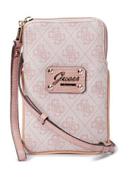PARK LANE CROSSBODY MINI CASE - LIGHT ROSE