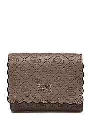 AYNA SLG SMALL TRIFOLD - TAUPE