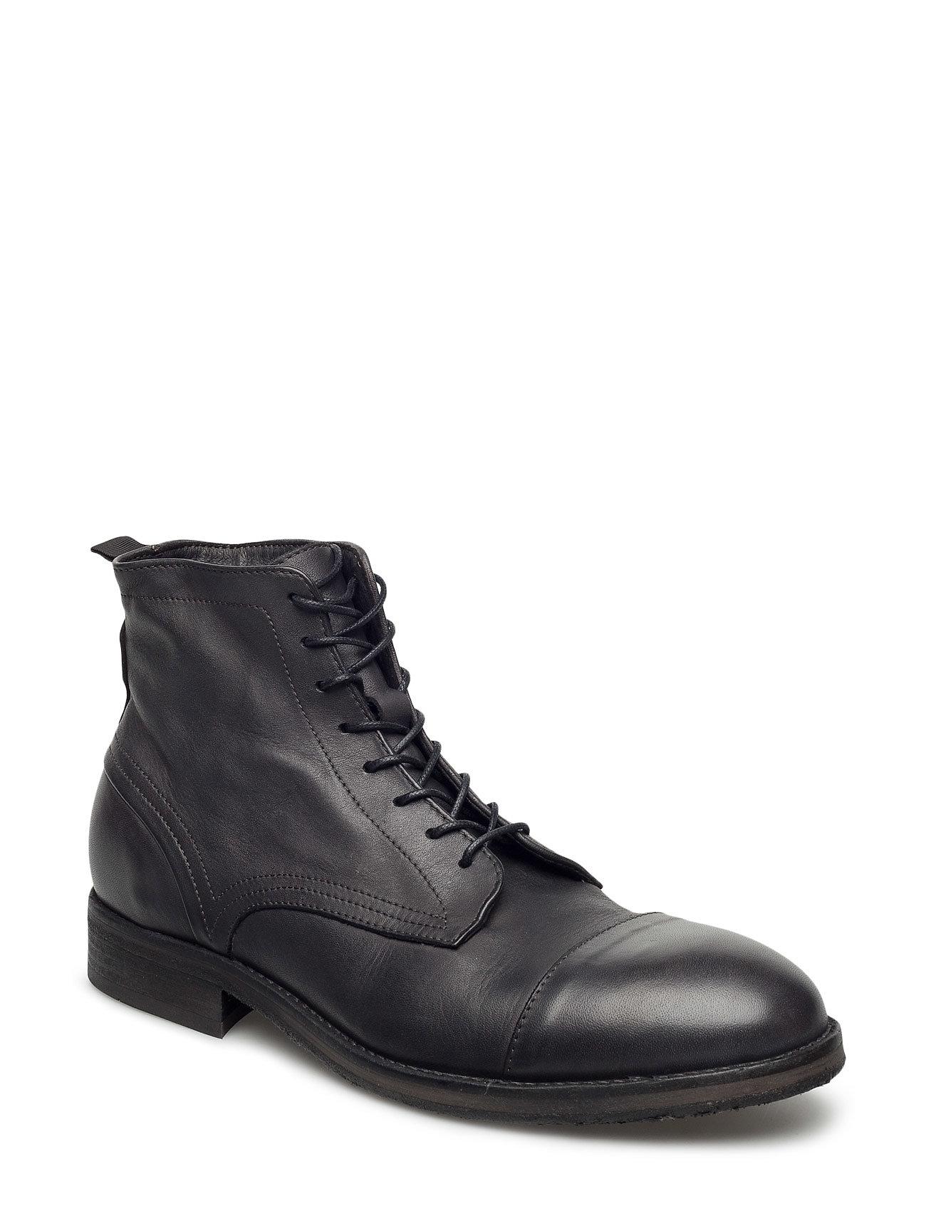 Palmer D/D Hudson London Støvler til Herrer i 001 Black