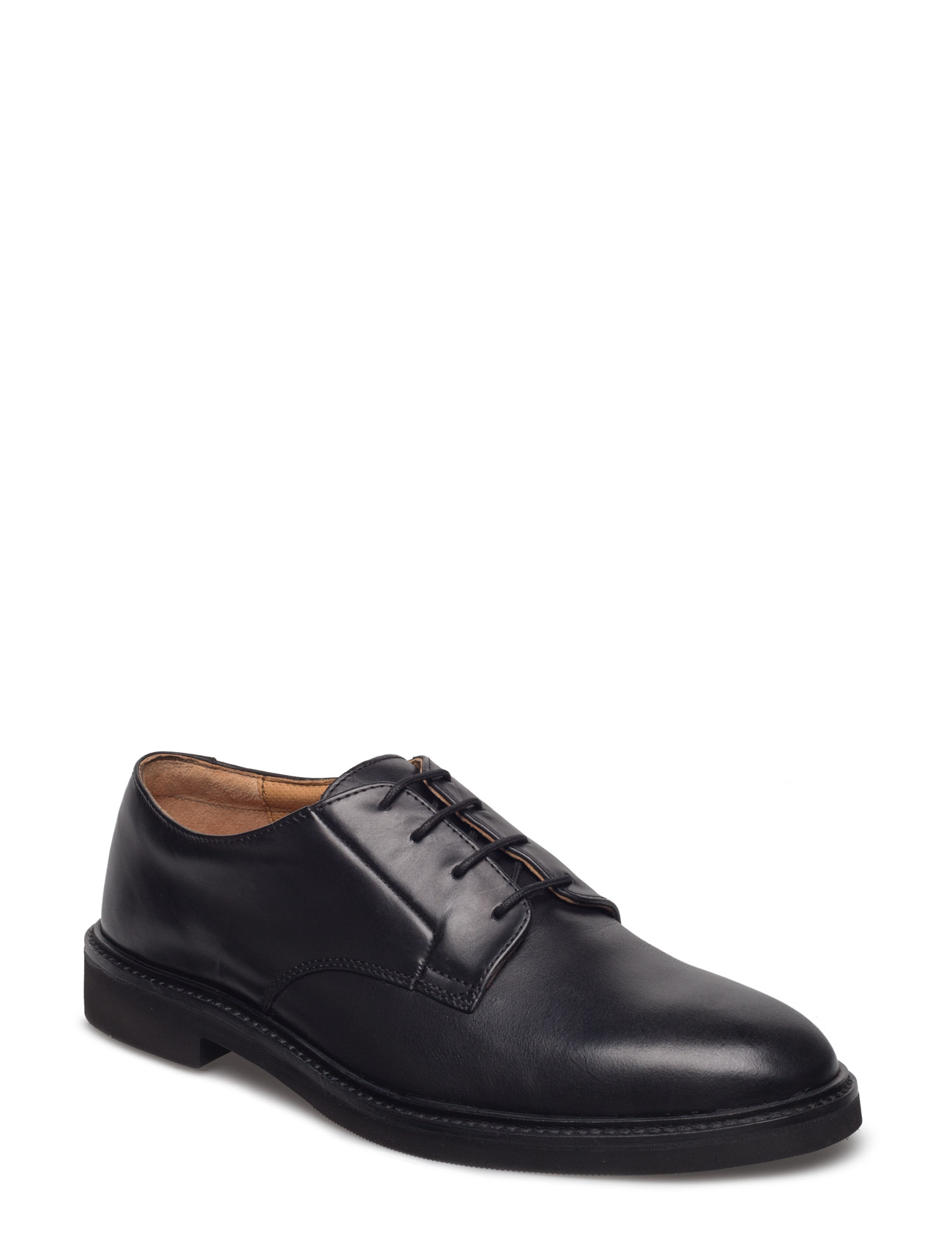 Calf Hudson London Business til Herrer i 001 Black