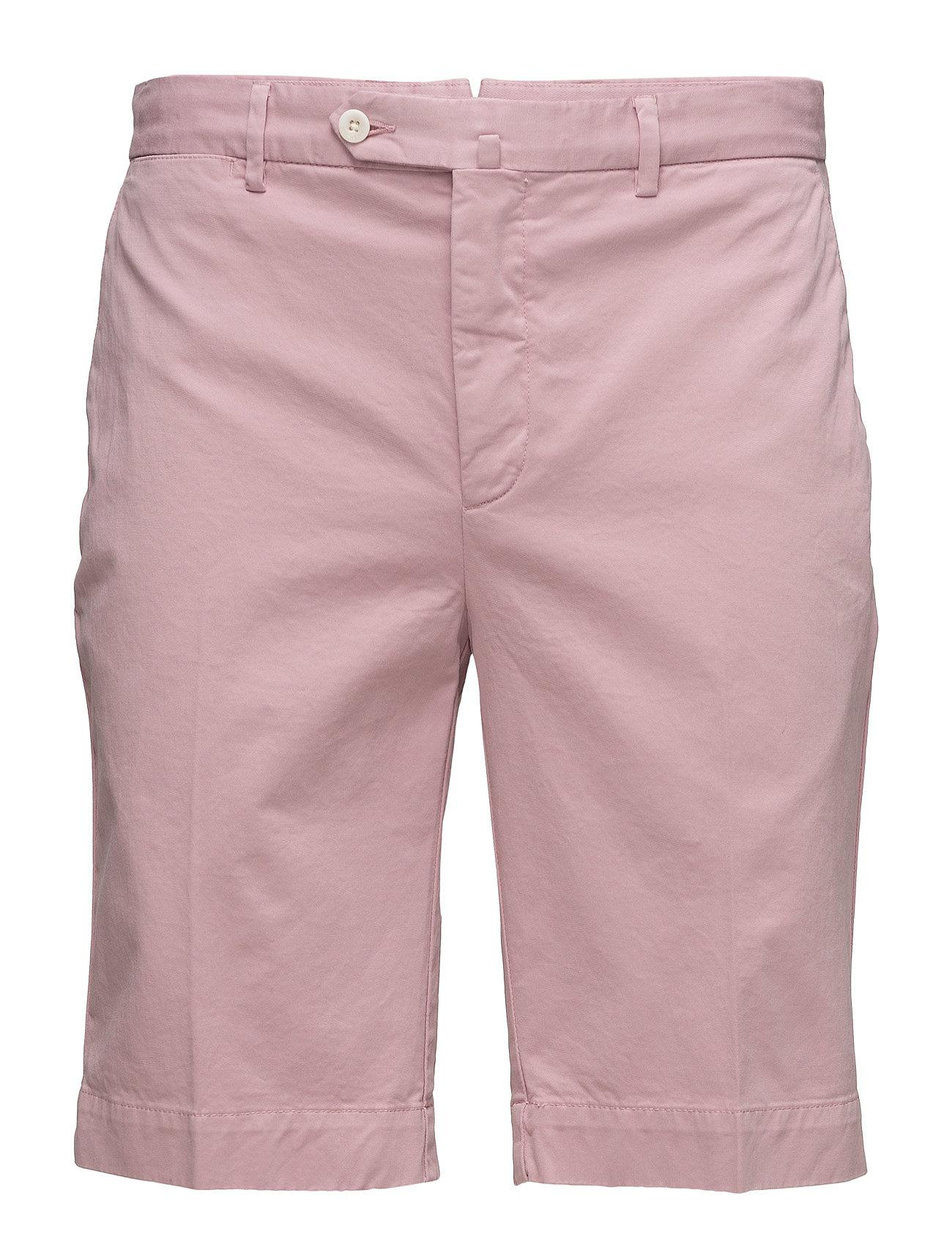 Core Stretch Shorts Hackett Bermuda shorts til Herrer i Ash Rose