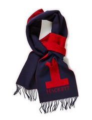 HACKETT NUMBER 1 SCA - NAVY/RED