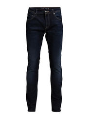 SLIM NEWBURG DARK WA - DARK DENIM
