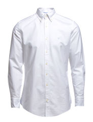 WASHED OXFORD - WHITE