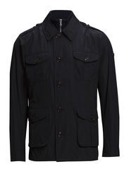 NYLON FIELD JKT - NAVY