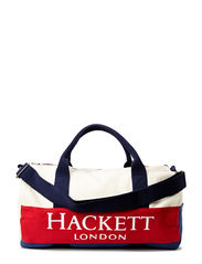 THE HACKET DUFFLE - WHITE