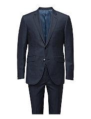 Sharkskin Texture M Hackett Suits & Blazers