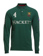 ARMY HKT POLO - FOREST GREEN