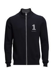LOGO FULL ZIP - NAVY