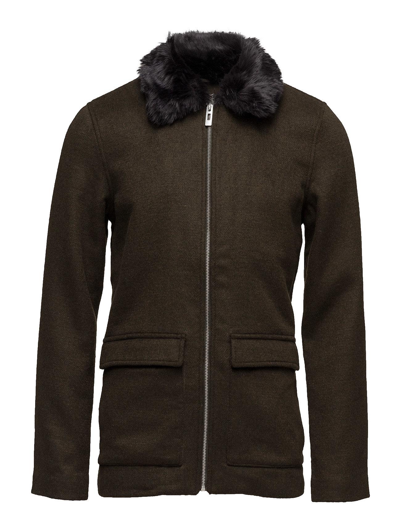 han kjã¸benhavn Wool air jacket på boozt.com dk