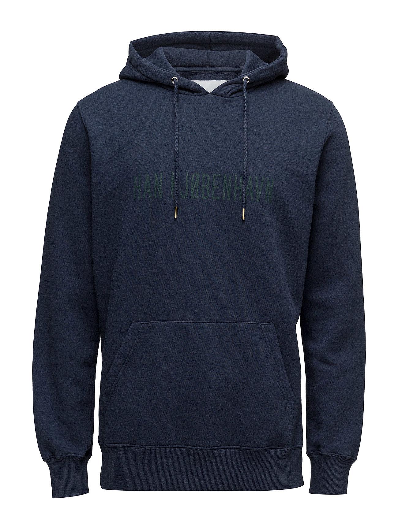 han kjã¸benhavn Casual hoodie på boozt.com dk