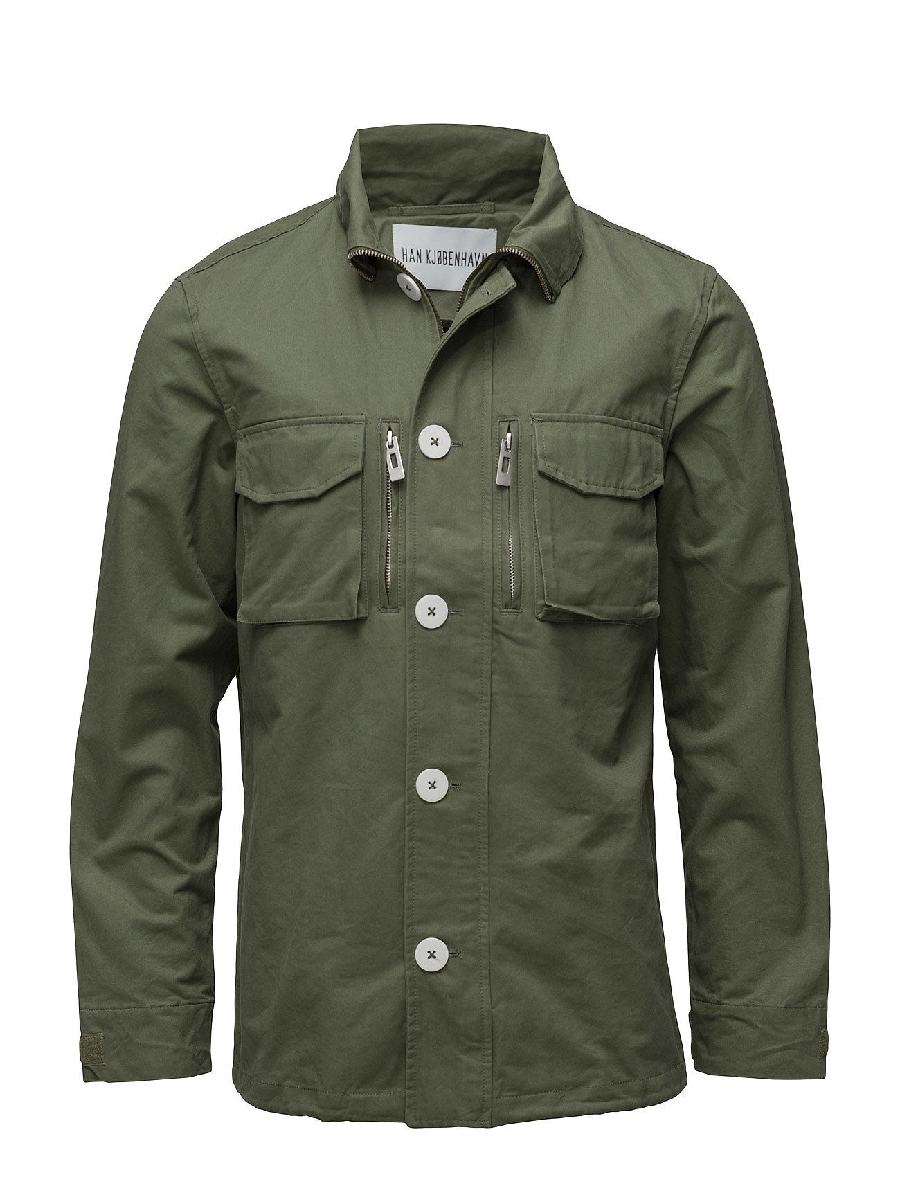 Outer jacket fra han kjã¸benhavn på boozt.com dk