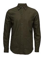 Public Shirt - GARDEN GREEN