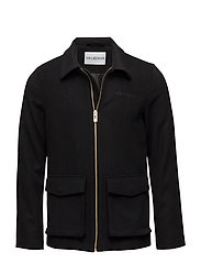 Air Jacket - Wool Black