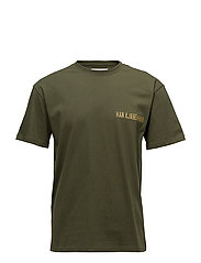Casual Tee Artwork - ARMY LOGO