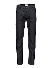 Tapered Jeans Selvage - Redlisting