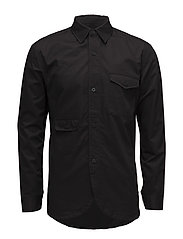 Army Shirt - Twill Black