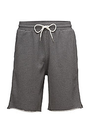 Sweat Chino Shorts - GREY