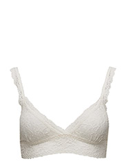 BRALETTE SIGNATURE LACE - IVORY