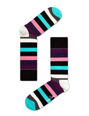 Happy Socks STRIPE MÖRK MULTI