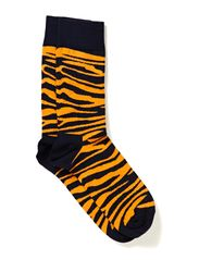 ZEBRA - darkblue/orange