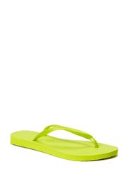 SLIM FLIP FLOP - LIME GREEN