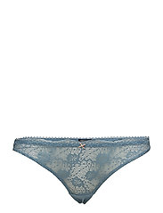 THONG - PROVINCIAL BLUE/ALMOST APRICOT