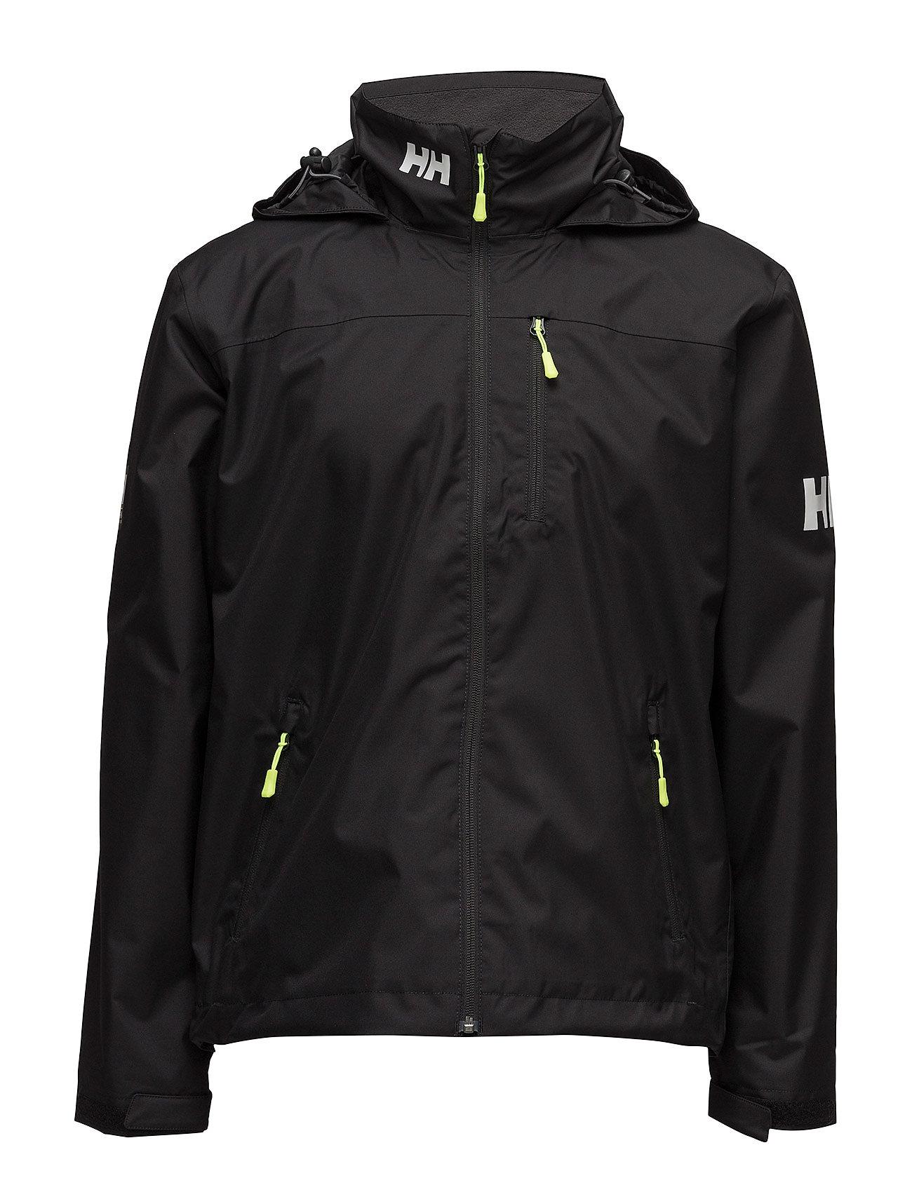 Crew hooded midlayer jacket fra helly hansen fra boozt.com dk