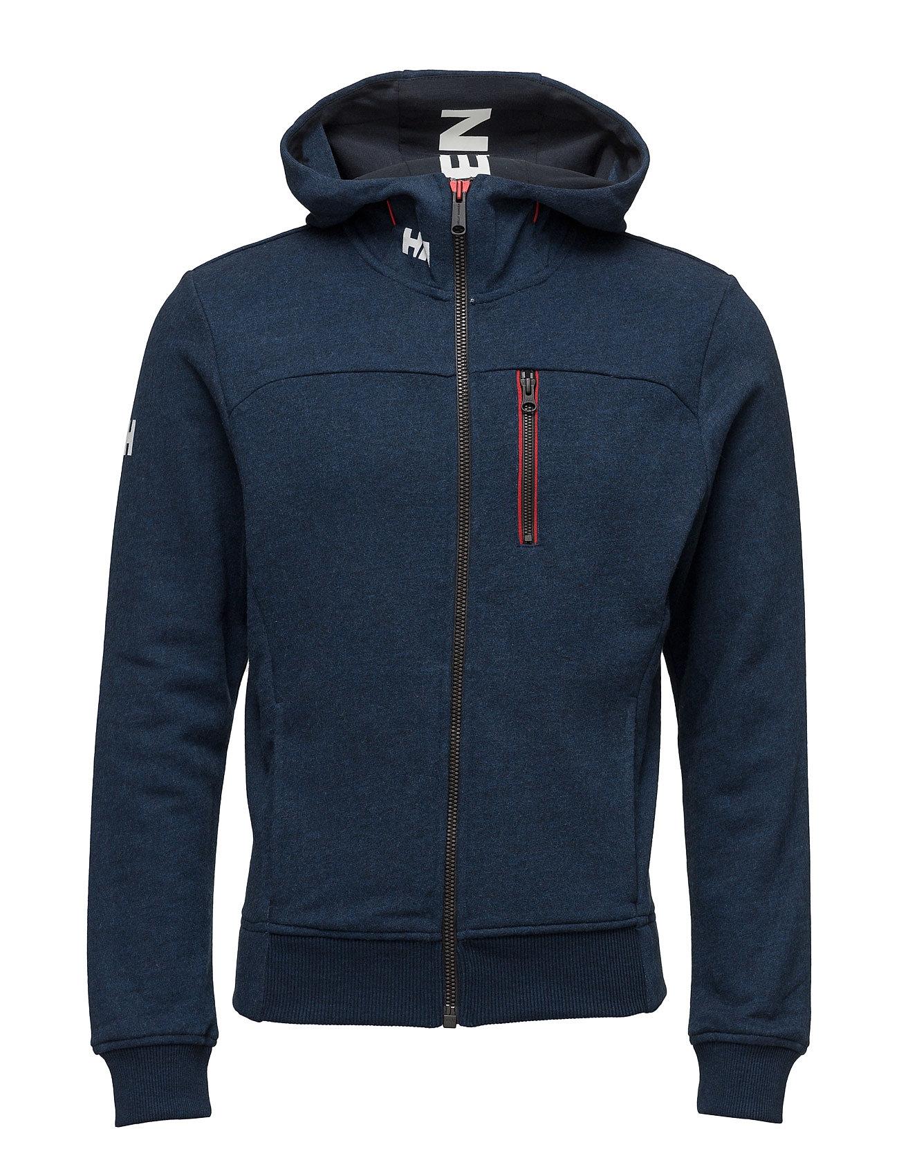 Crew Fz Hoodie Helly Hansen Sports sweatshirts til Herrer i